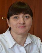 Анна Петровна Гончаренко