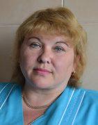 Малахова Инна Георгиевна, старшая сестра