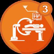 Радиологическое отделение №3 (кабинет предлучевой подготовки)